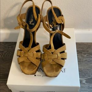 YSL Tribute sandal